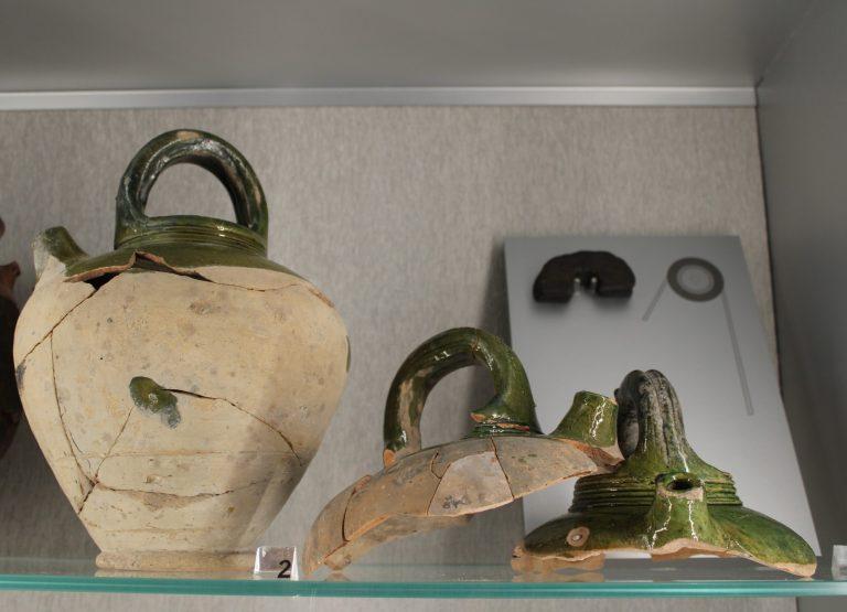 Poal catalano, brocca d'acqua (fine XV – inizi XVI sec.)